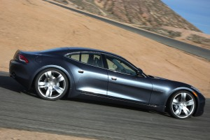 Designed and Engineered to Perform, Karma Luxury Plug-In Hybrid is Clean, Green and Mean